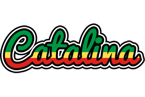 Catalina african logo