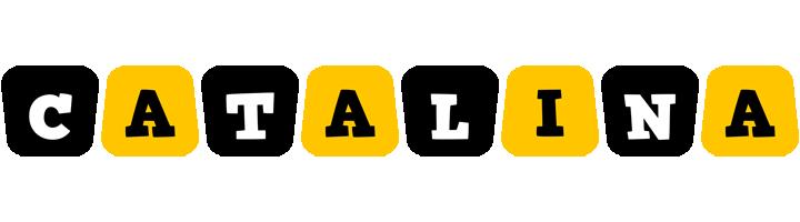 Catalina boots logo