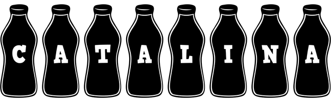 Catalina bottle logo