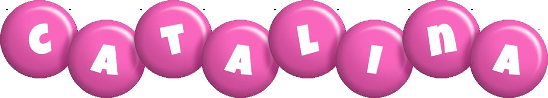 Catalina candy-pink logo