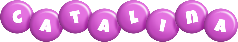 Catalina candy-purple logo