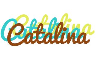 Catalina cupcake logo
