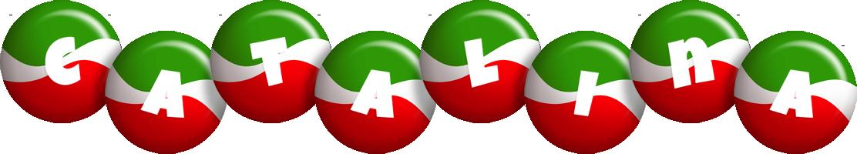 Catalina italy logo