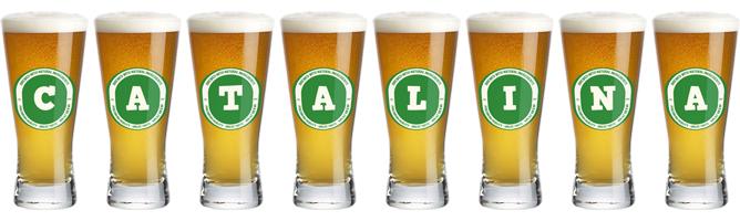 Catalina lager logo