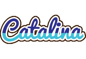 Catalina raining logo
