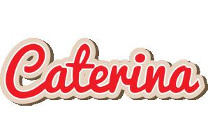 Caterina chocolate logo