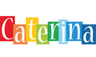 Caterina colors logo