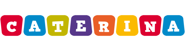 Caterina daycare logo