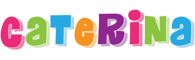Caterina friday logo
