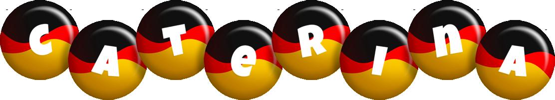 Caterina german logo