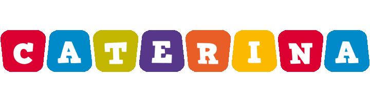 Caterina kiddo logo