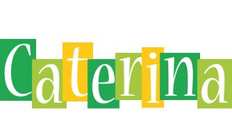 Caterina lemonade logo