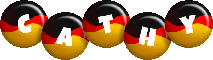 Cathy german logo