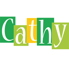 Cathy lemonade logo