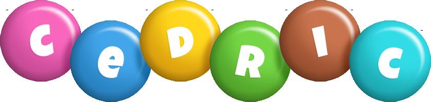 Cedric candy logo