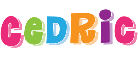 Cedric friday logo