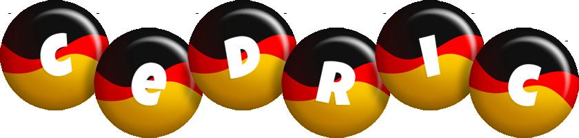 Cedric german logo