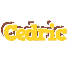 Cedric hotcup logo