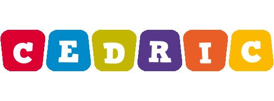 Cedric kiddo logo