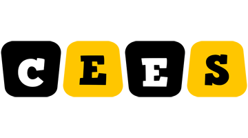 Cees boots logo