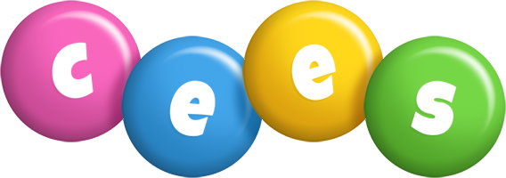 Cees candy logo