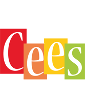 Cees colors logo