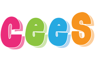 Cees friday logo