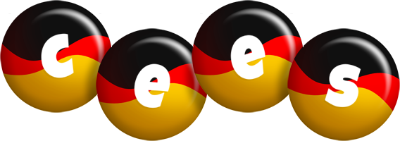 Cees german logo