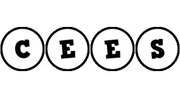 Cees handy logo