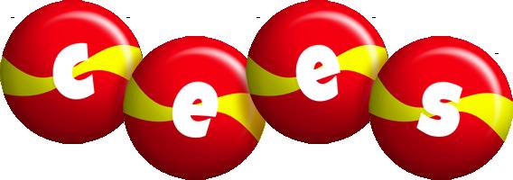 Cees spain logo