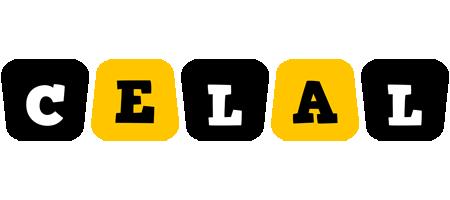 Celal boots logo
