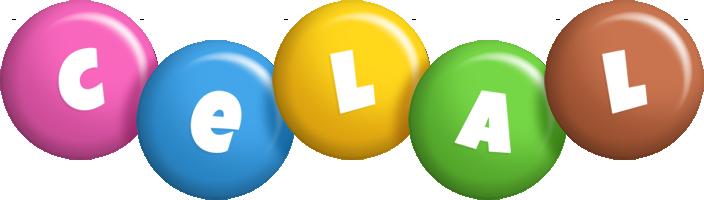 Celal candy logo