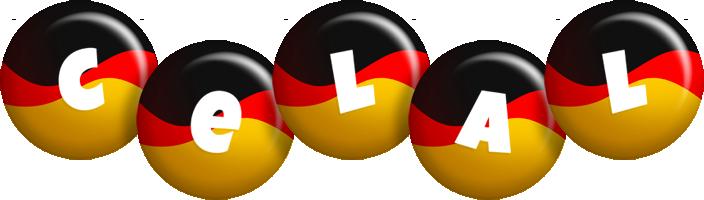 Celal german logo