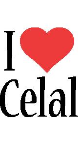 Celal i-love logo