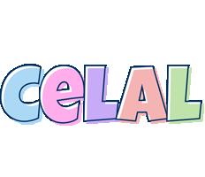 Celal pastel logo