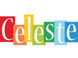 Celeste colors logo