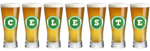 Celeste lager logo