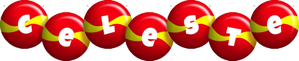 Celeste spain logo