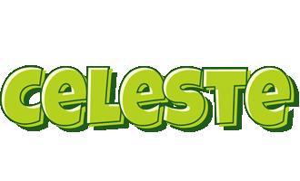 Celeste summer logo
