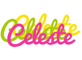 Celeste sweets logo