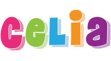 Celia friday logo