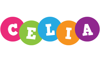 Celia friends logo
