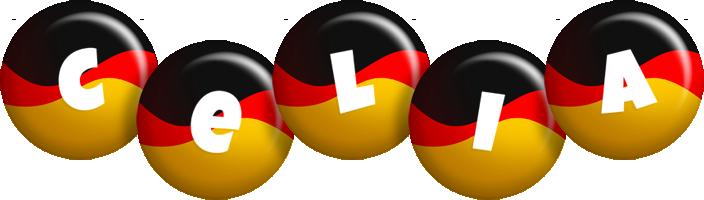 Celia german logo