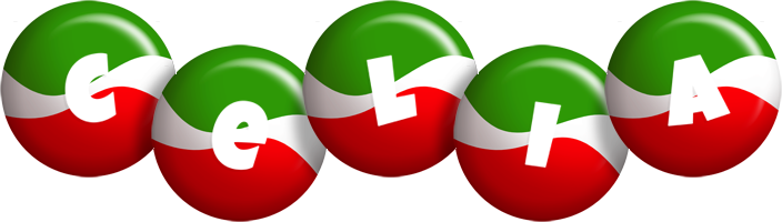 Celia italy logo