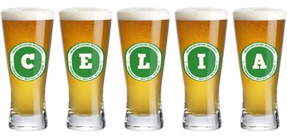 Celia lager logo
