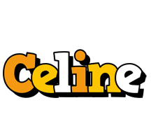 Celine cartoon logo