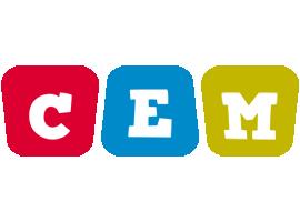 Cem daycare logo