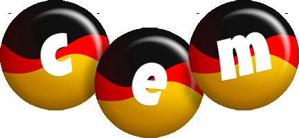 Cem german logo