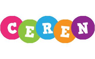 Ceren friends logo