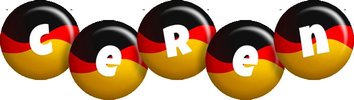 Ceren german logo